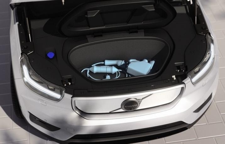 Volvo đang hướng tới các dòng xe chạy điện hoàn toàn vào 2030