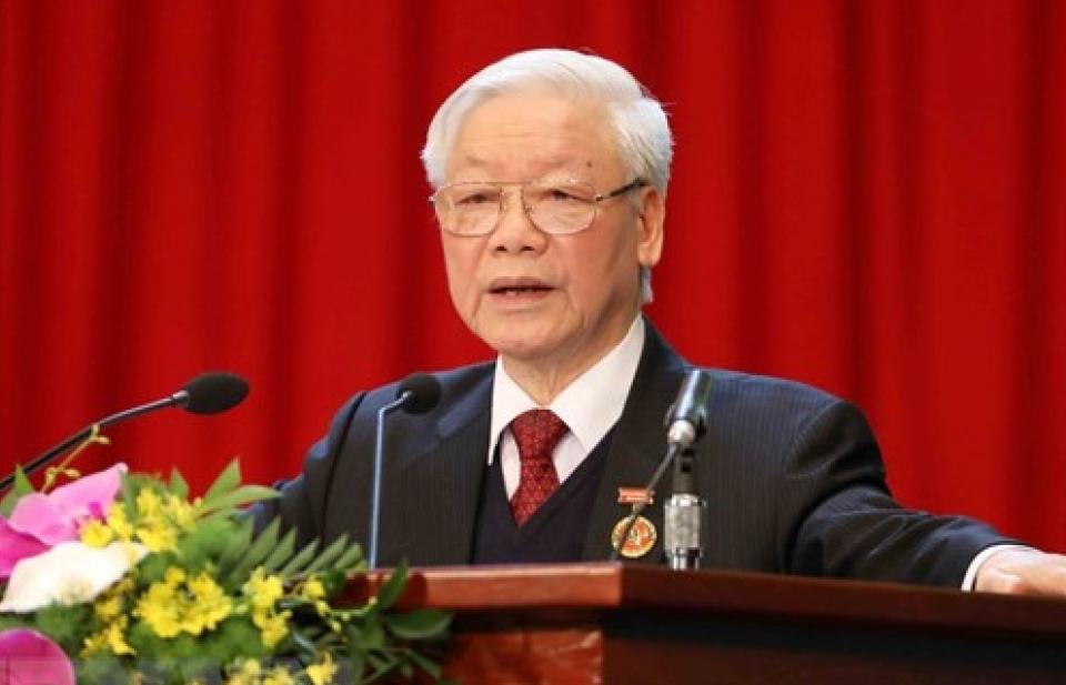 Tổng Bí thư, Chủ tịch nước: Thi đua phải tránh hình thức