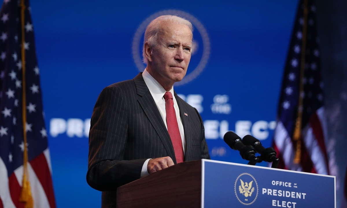 Chính quyền sắp tới của Mỹ dưới thời Joe Biden có lẽ sẽ cần bớt chú trọng vào cuộc chiến ở Afghanistan và chú ý nhiều hơn đến Nam Á nói chung. Ảnh: AFP