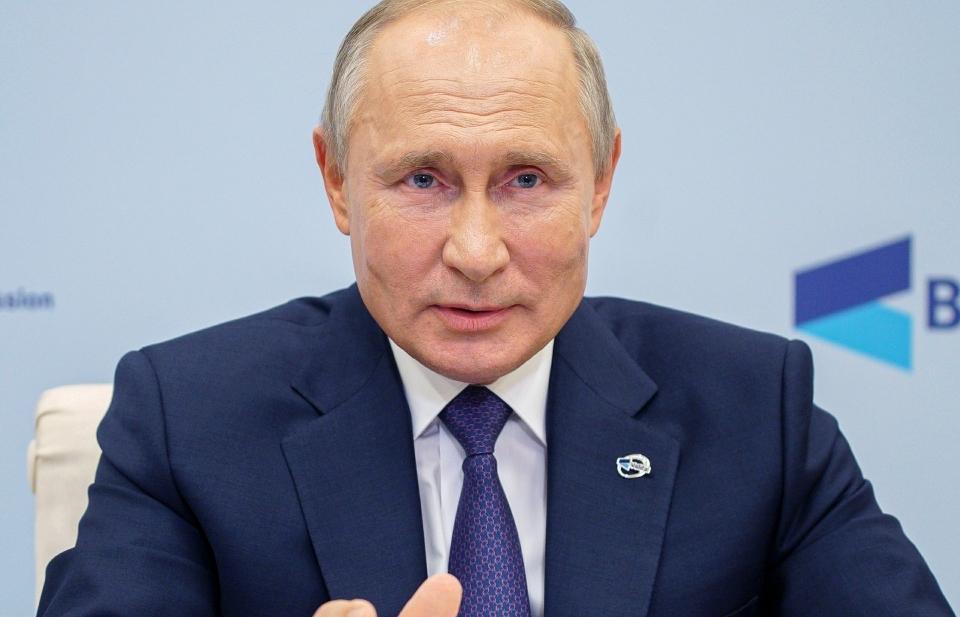 Tổng thống Nga Putin sẵn sàng chơi